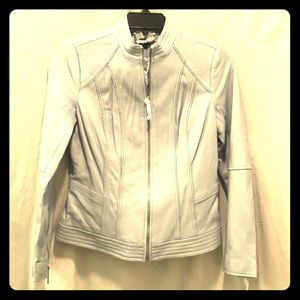 Brand new, genuine leather jacket!